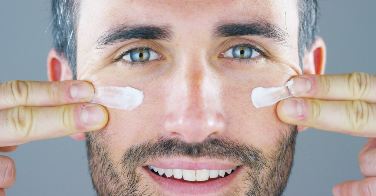 cold weather skincare for men