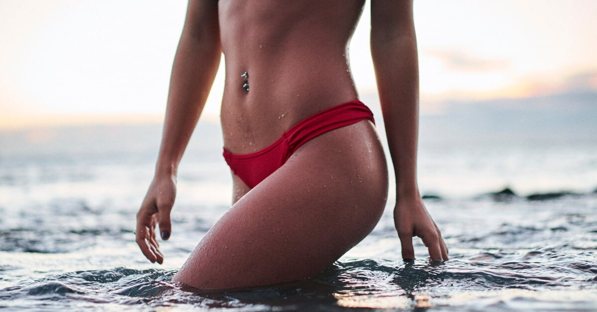 Brazilian laser hair removal: how to prepare (down there
