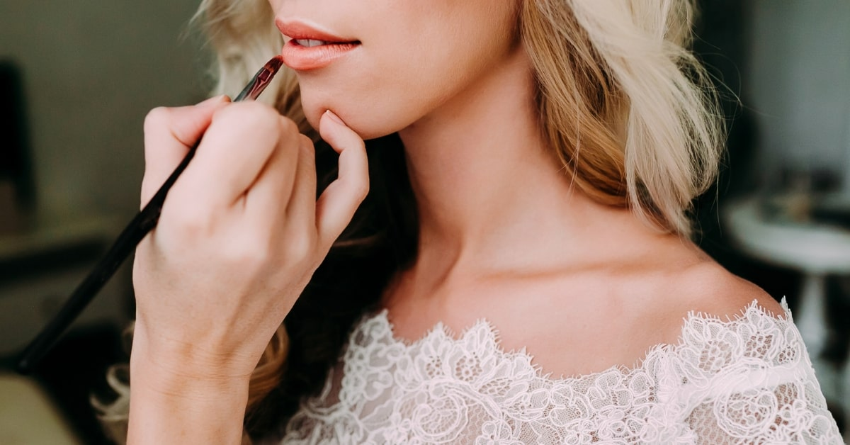 "How to prep your lips for the perfect ""I do"" kiss"