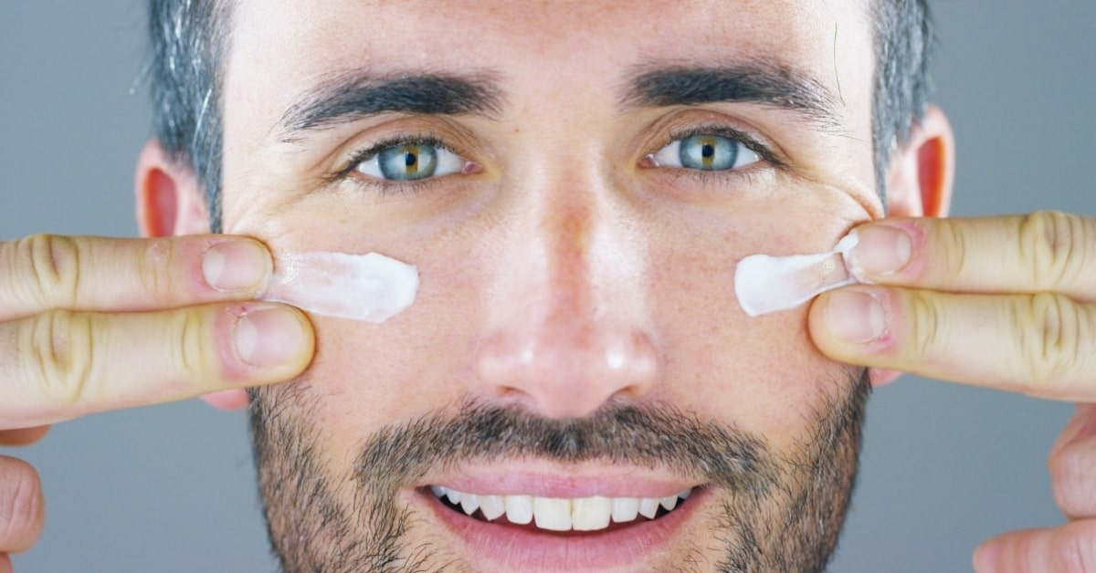 mens face peel