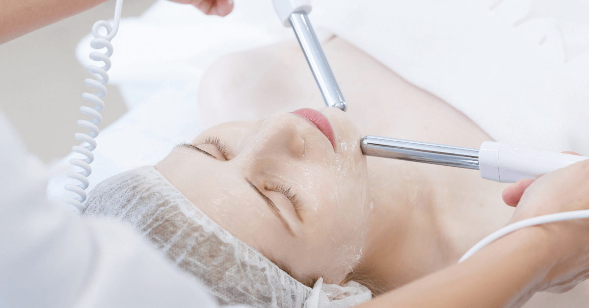 micro-current facial scam