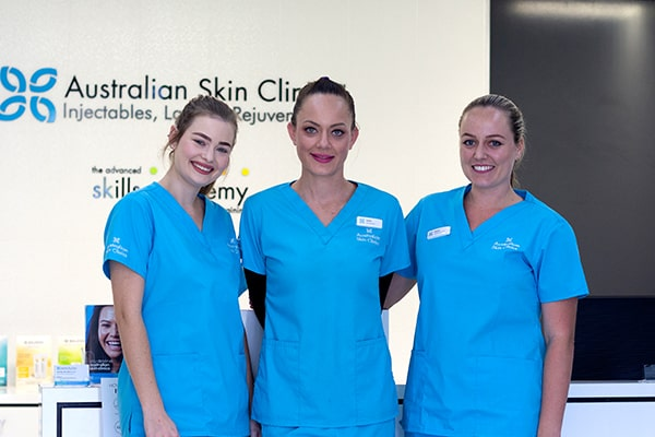 Australian Skin Clinics Bundall medical team