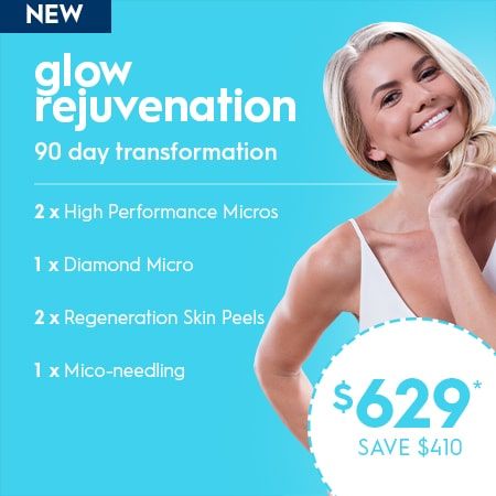 Glow rejuvenation 90-day transformation