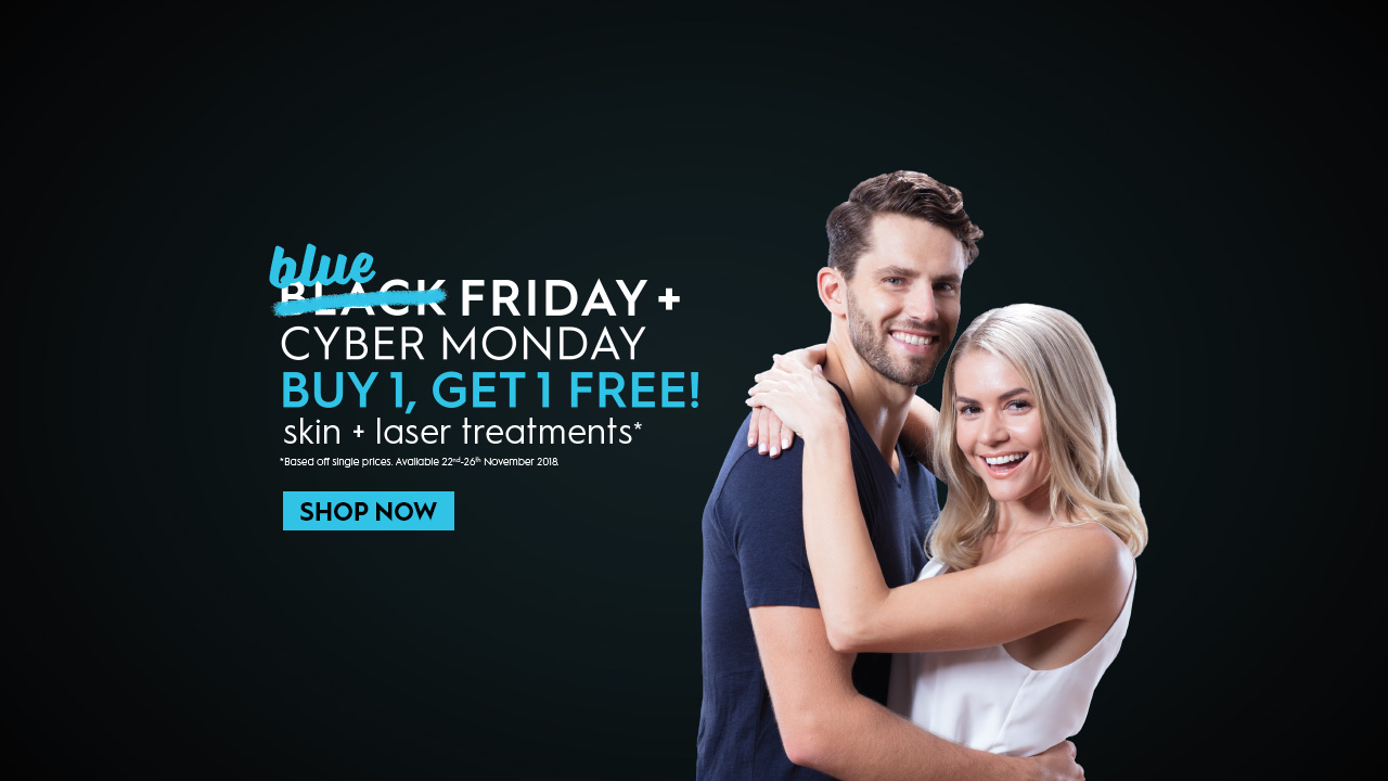 Black Friday Sale Australian Skin Clinics