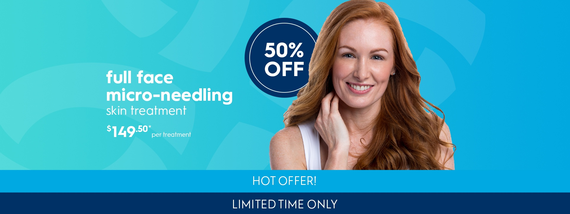 Hot Offer - Full Face Micro-Needling