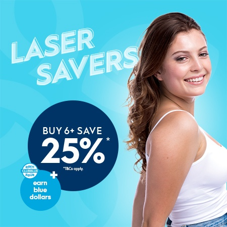 Laser Saver - Buy 6+ and Save!
