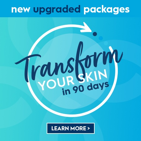 Transform your skin in 90 days