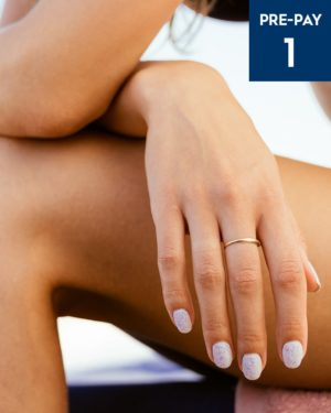 Laser hair removal hands & fingers