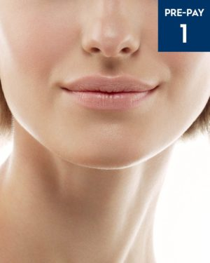 Laser hair removal jawline
