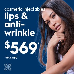lips & anti-wrinkle only $569