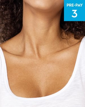 Micro-needling Decolletage 3 pack