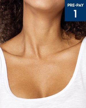 Micro-needling Decolletage