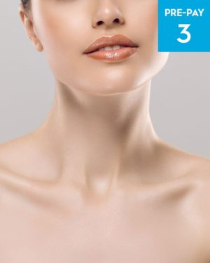 Micro-needling Neck & Decolletage 3 pack