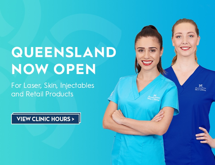 QLD Now Open!