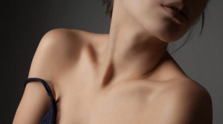 neck and decolletage