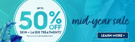 Australian Skin Clinics Mid Year Sale on Now - up to 50% off Skin & Laser Treatments