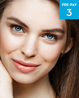 Balense purification peel 3 pack