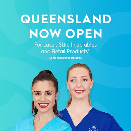 QLD Clinics Now Open