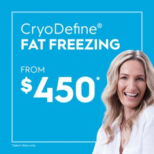 Cryodefine fat freezing