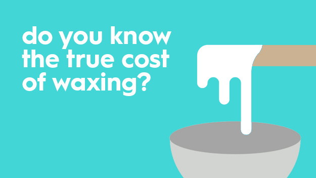 Do you know the true cost of waxing? and why laser hair removal is better