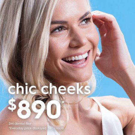 injectables chic cheeks