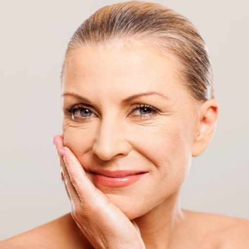 ageing skin thermage skin tightening